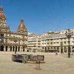 Coruña, Plaza de María Pita