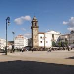 Betanzos, Plaza de García Hermanos