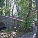 Miño, Puente sobre el río Baxoi