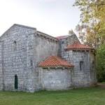 Pontedeume, iglesia de san Miguel de Breamo